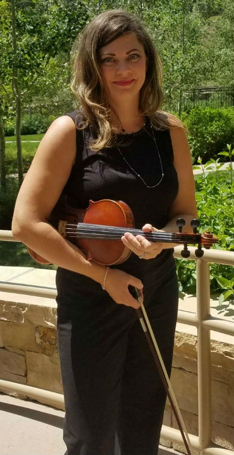 Ana Bunce Violin Studio